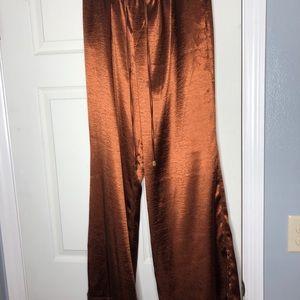 Elastic waist New York & co pants